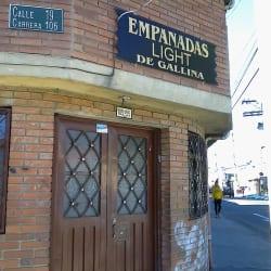 Empanadas Light de Gallina en Bogotá