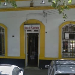 Plástico Alemán, Fábrica de bolsas en Santiago