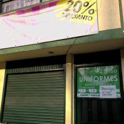 Cophvisa Uniformes en Bogotá