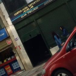 Corporación Deportiva Afazar en Bogotá