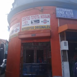Centro Toyota Nissan en Bogotá