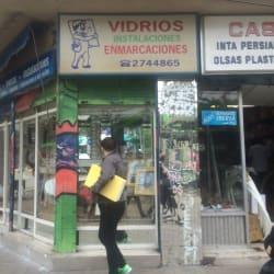 Vidrieria Vidcelan en Santiago