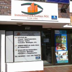 Inmobiliaria & Avaluos M.V. y Cia Ltda. (Cajica) en Bogotá