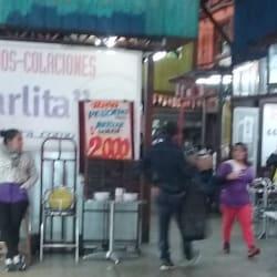 Café Karlita en Santiago