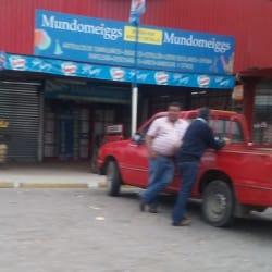 Mundo - Meiggs  en Santiago
