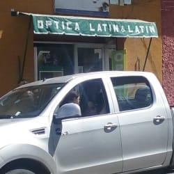 Óptica Latin & Latin en Santiago