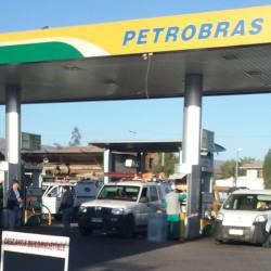 Estación de Servicio Petrobras - Melipilla en Santiago