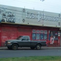 Restaurante Los 4 Diablos   en Santiago