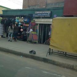 Comunicaciones Juan Camilo  en Bogotá