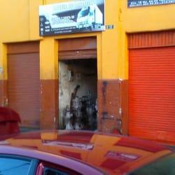 Japonesa de Camiones en Bogotá