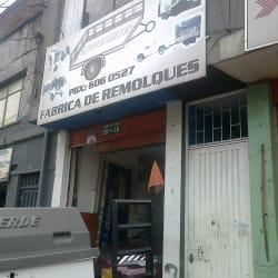 Altitrailer en Bogotá