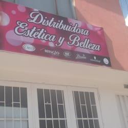 Distribuidora Estética y Belleza  en Bogotá