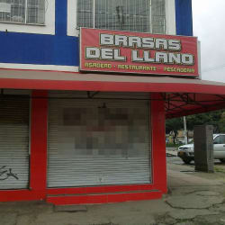Brasas del llano en Bogotá
