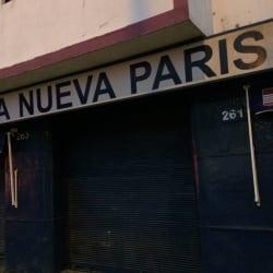 Ferretería Nueva Paris en Santiago