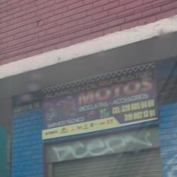 Almacen de Repuestos Motos  en Bogotá