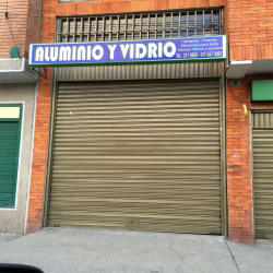Aluminio y Vidrio en Bogotá
