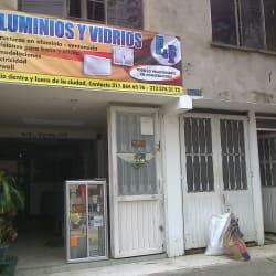 Aluminios y Vidrios F y F en Bogotá