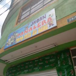 Jhoan  Pañalera en Bogotá