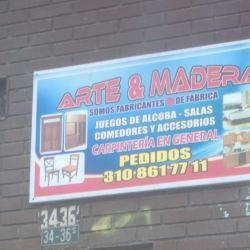 Arte & Madera en Bogotá