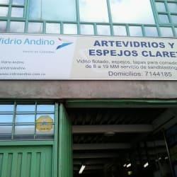 Artevidrios y Espejos Claret en Bogotá