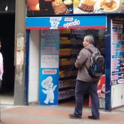 Bimbo Expendio Carrera 8 en Bogotá