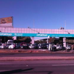 Automotora Portillo en Santiago