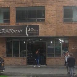 Panadería Romannoti en Bogotá