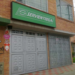 Servientrega Garces Navas Occidental en Bogotá