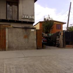 Vulca el Negro  en Santiago