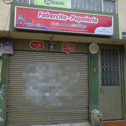 Papelería Fabercito en Bogotá