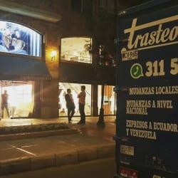 Trasteos.net en Bogotá