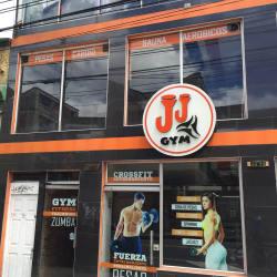 JJ Gym Carrera 24 en Bogotá