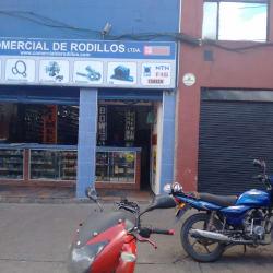 Comercial de Rodillos  en Bogotá