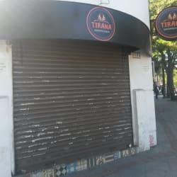 Tirana Sandwicheria en Santiago