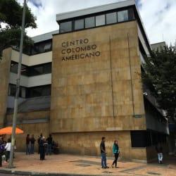 Centro Colombo Americano Sede Centro en Bogotá