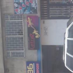 Creatividad Grafica Letra2 en Bogotá