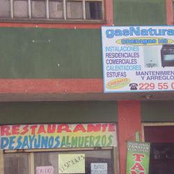 Credigas HS en Bogotá