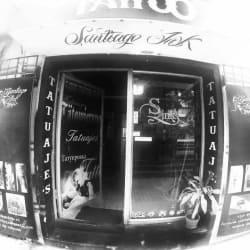 Salón de Tatuajes Santiago Ink en Santiago