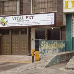 Vital Pet Veterinaria  en Bogotá