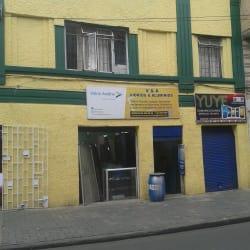 Vidrio Andino en Bogotá