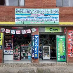Papelería Arte en Colores en Bogotá