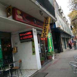 Entre Sal y Copas Restaurant en Santiago