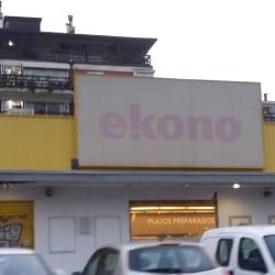 Supermercado Ekono - General José Artigas en Santiago