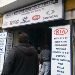 Korea Multimotriz Ltda en Santiago