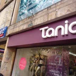 Tania Séptima en Bogotá