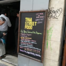 Thai Street Food en Santiago