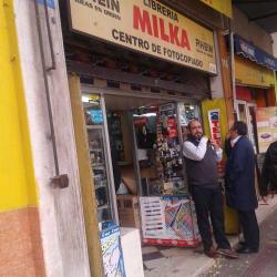 Liberia Milka en Santiago