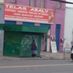Telas Abaly en Santiago