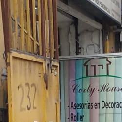 Corty House en Santiago