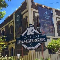 Castillo Hamburger  en Santiago